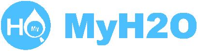 MyH2O logo